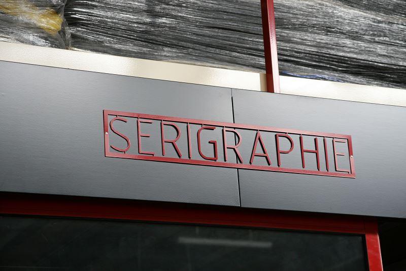 serigraphie chez A.P.I.