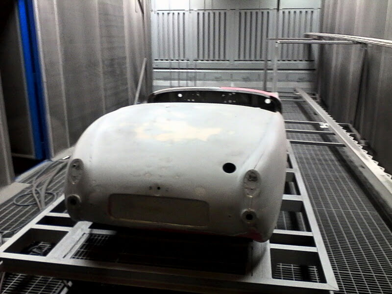 decapage chassis voiture