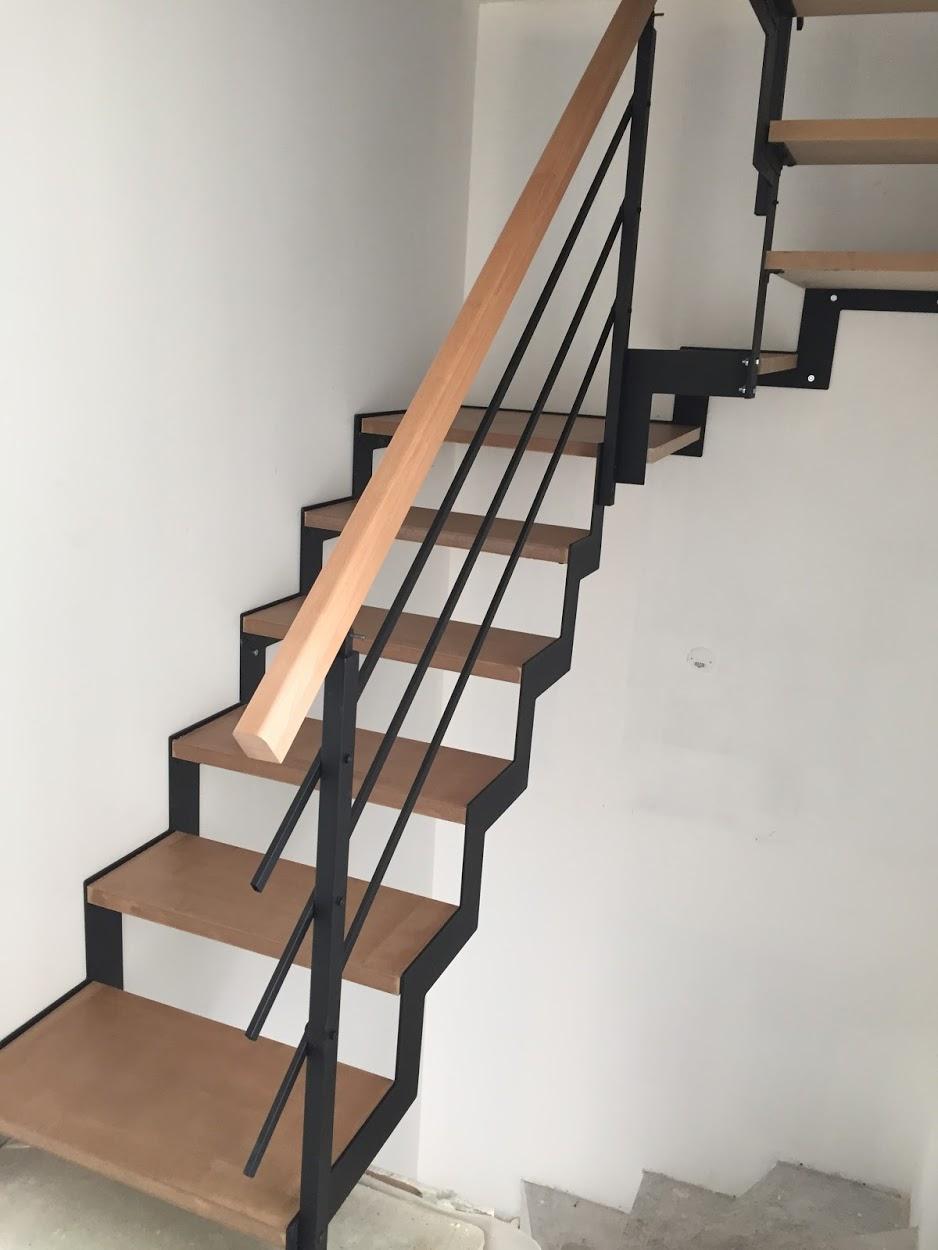 peinture escalier métal