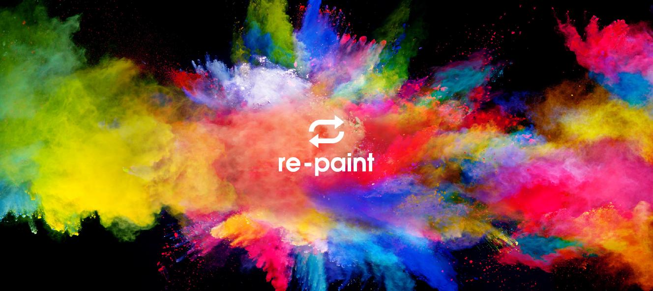 re-paint