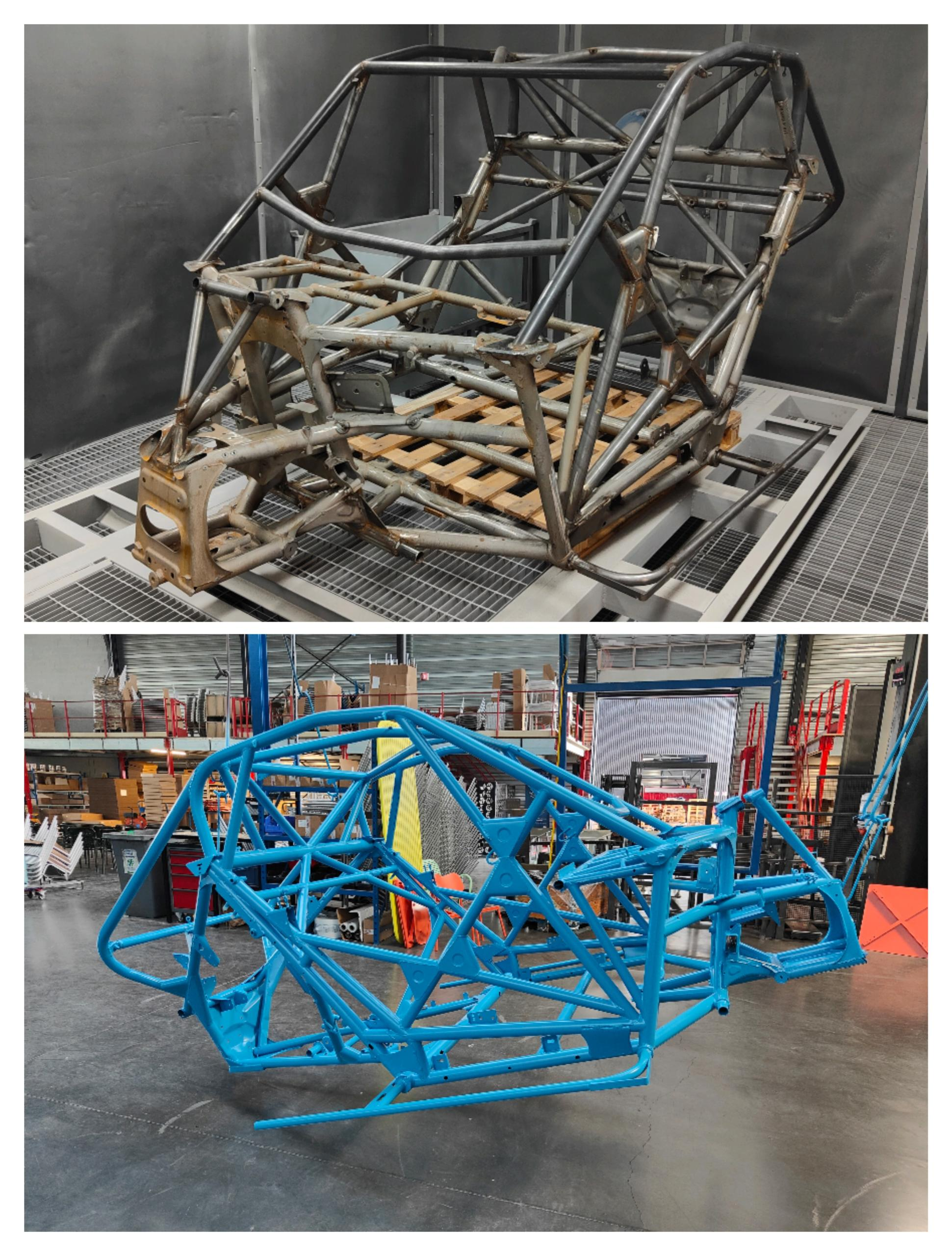 chassis auto