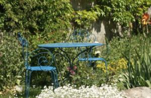 renover salon de jardin